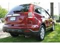 2009 Tango Red Pearl Honda CR-V EX-L 4WD  photo #5