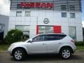 2007 Brilliant Silver Metallic Nissan Murano S AWD  photo #5
