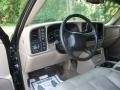 2002 Onyx Black Chevrolet Silverado 1500 LS Extended Cab 4x4  photo #12