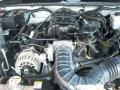 2007 Satin Silver Metallic Ford Mustang V6 Deluxe Convertible  photo #23