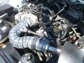 2007 Satin Silver Metallic Ford Mustang V6 Deluxe Convertible  photo #24