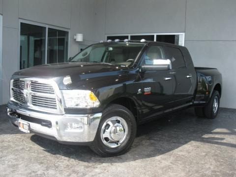 2010 Dodge Ram 3500 Laramie Mega Cab Dually Data, Info and Specs