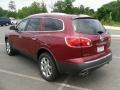 2010 Red Jewel Tintcoat Buick Enclave CXL  photo #2