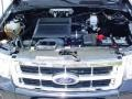 2009 Black Pearl Slate Metallic Ford Escape XLT V6  photo #29
