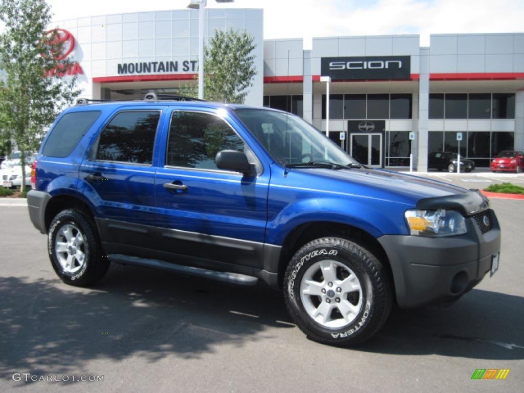 2006 Sonic Blue Metallic Ford Escape XLT V6 31256311  GTCarLot