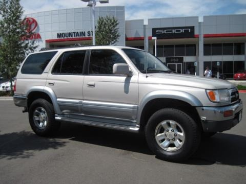 1996 toyota 4runner limited 4x4 data info and specs. Black Bedroom Furniture Sets. Home Design Ideas