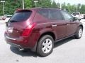 2007 Merlot Pearl Nissan Murano S  photo #5