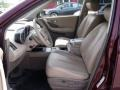 2007 Merlot Pearl Nissan Murano S  photo #10