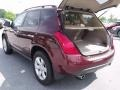 2007 Merlot Pearl Nissan Murano S  photo #14