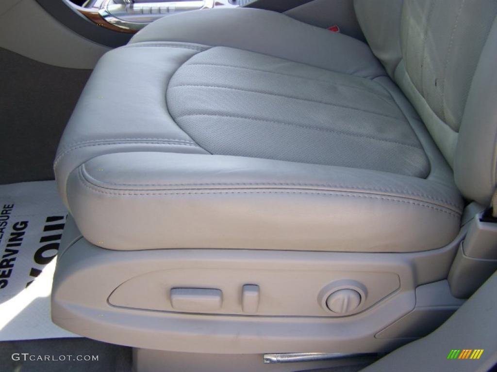 2010 Enclave CXL AWD - Quicksilver Metallic / Titanium/Dark Titanium photo #11