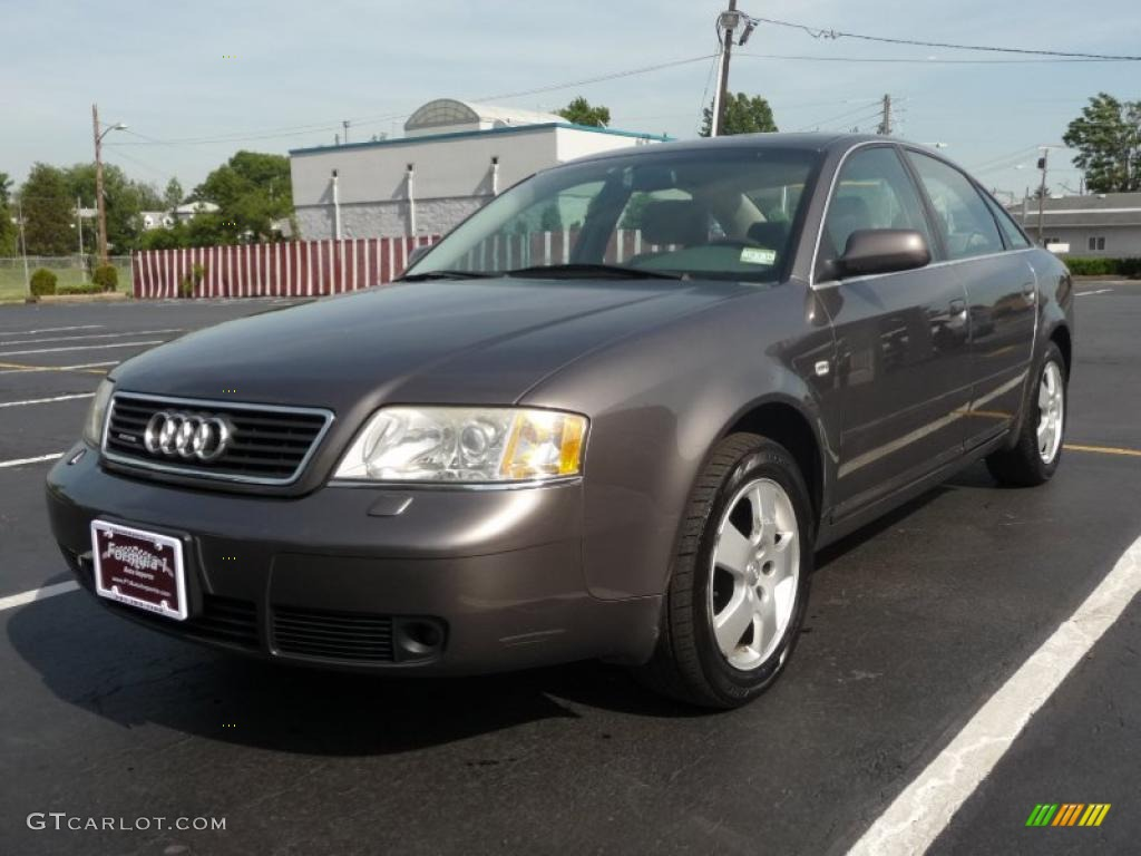 2001 cashmere gray pearl effect audi a6 2 7t quattro sedan. Black Bedroom Furniture Sets. Home Design Ideas