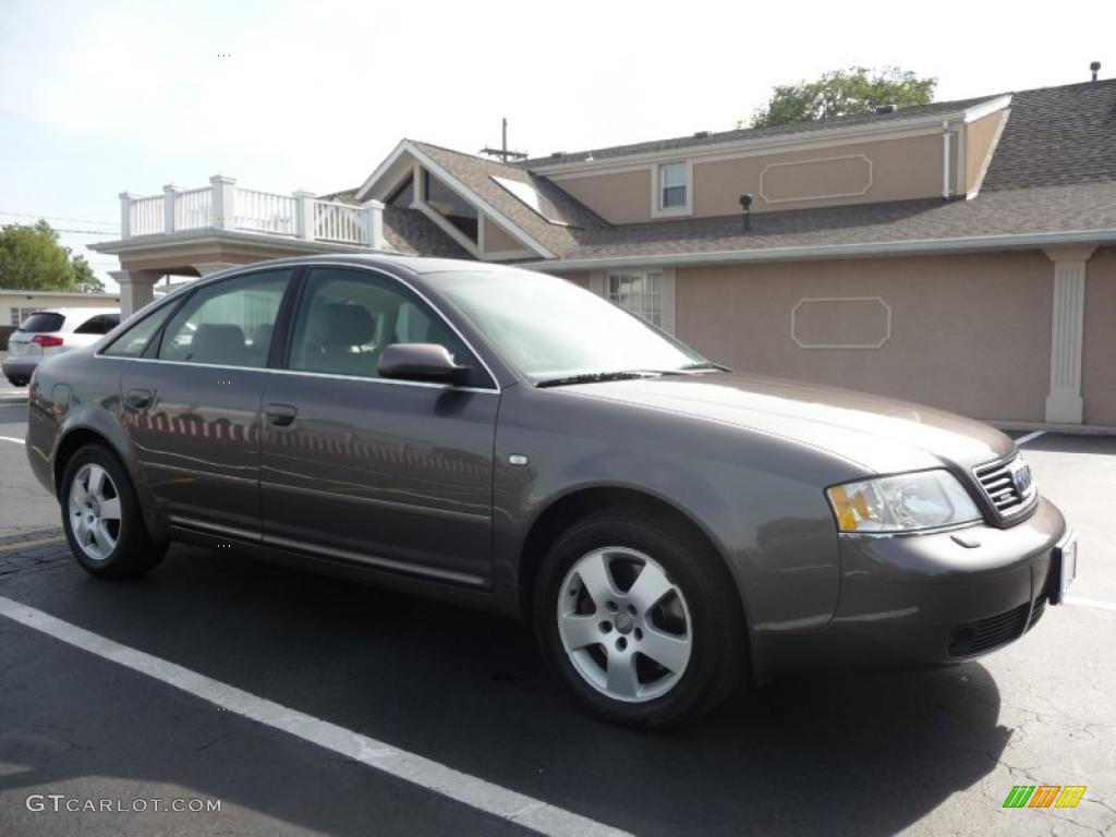 2001 Cashmere Gray Pearl Effect Audi A6 2 7t Quattro Sedan 31256640 Photo 14 Gtcarlot Com