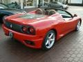 Rosso Corsa (Red) - 360 Spider F1 Photo No. 3