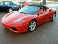 Rosso Corsa (Red) - 360 Spider F1 Photo No. 20