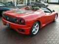 Rosso Corsa (Red) - 360 Spider F1 Photo No. 22