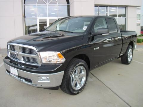 2010 dodge ram 1500 lone star quad cab data info and specs. Black Bedroom Furniture Sets. Home Design Ideas