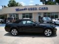 2007 Black Ford Mustang GT/CS California Special Convertible  photo #1