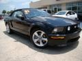 2007 Black Ford Mustang GT/CS California Special Convertible  photo #26