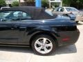 2007 Black Ford Mustang GT/CS California Special Convertible  photo #29