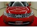 2007 Sunset Red Pearl Metallic Nissan Murano SL  photo #13