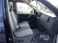 2006 Patriot Blue Pearl Dodge Ram 1500 SLT Quad Cab 4x4  photo #19