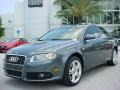 Dolphin Grey Metallic 2008 Audi A4 Gallery