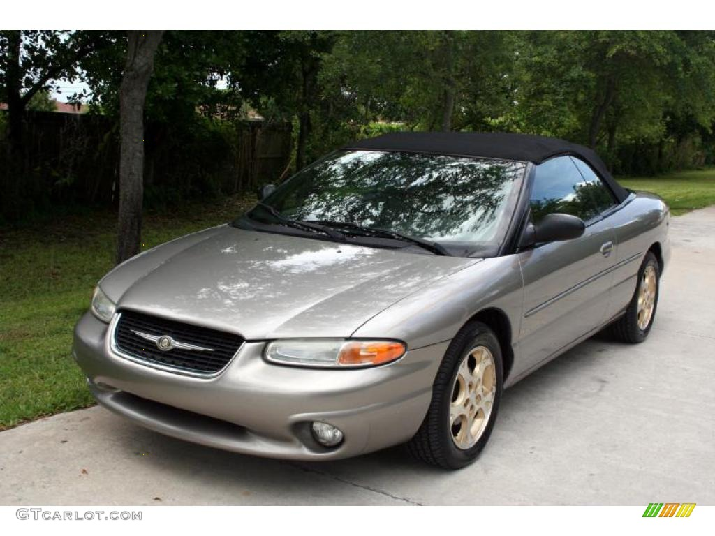 1999 chrysler sebring jxi convertible exterior photos. Cars Review. Best American Auto & Cars Review