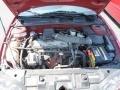 1999 Cayenne Red Metallic Chevrolet Cavalier Sedan  photo #12