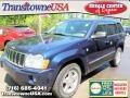 2006 Midnight Blue Pearl Jeep Grand Cherokee Limited 4x4  photo #1
