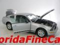 2007 Satin Silver Metallic Ford Mustang V6 Deluxe Coupe  photo #7