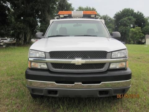 2003 chevrolet silverado 2500hd ls regular cab animal control utility data info and specs. Black Bedroom Furniture Sets. Home Design Ideas