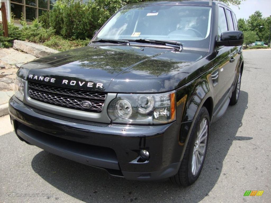 2010 santorini black land rover range rover sport hse 31478484 car color galleries. Black Bedroom Furniture Sets. Home Design Ideas