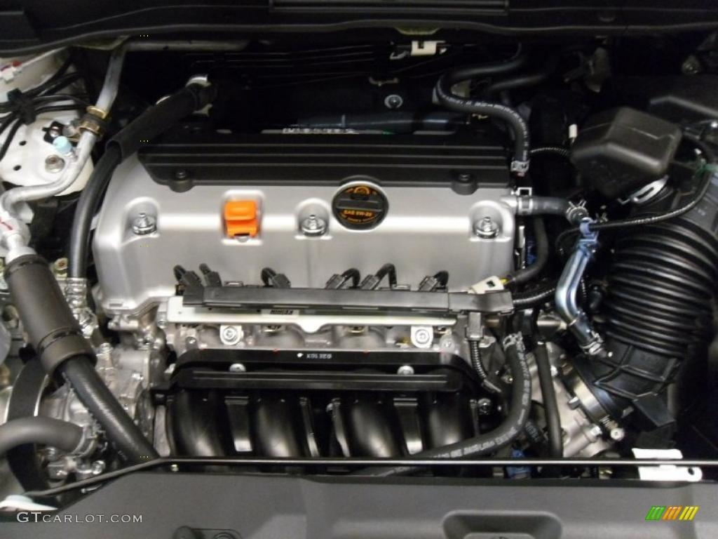 2010 honda cr v ex 2 4 liter dohc 16 valve i vtec 4 for Honda crv engine size
