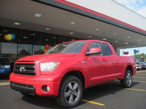 2010 Toyota Tundra TRD Sport Double Cab Data, Info and Specs