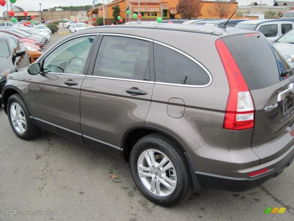 2010 Urban Titanium Metallic Honda Cr V Lx 31478356 Photo