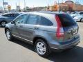 2010 Polished Metal Metallic Honda CR-V EX  photo #3