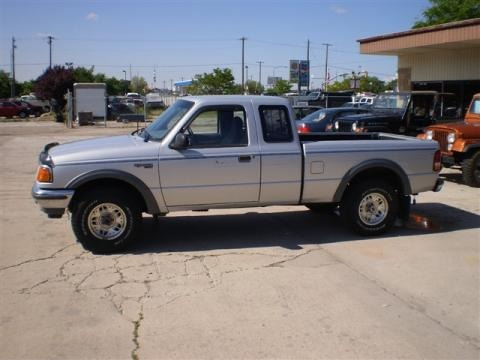 1994 Ford Ranger XLT Extended Cab 4x4 Data, Info and Specs