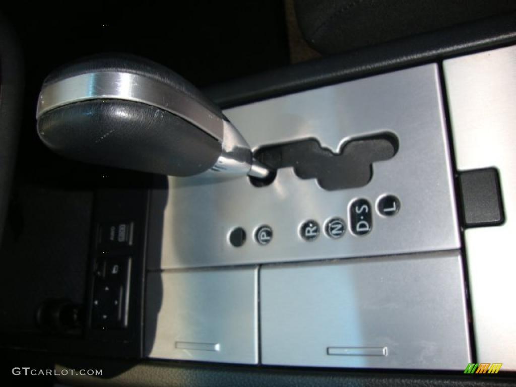2007 Murano SE AWD - Brilliant Silver Metallic / Charcoal photo #16