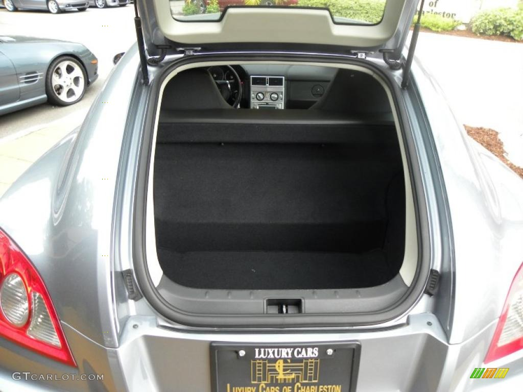 2004 Chrysler Crossfire Limited Coupe Trunk Photo