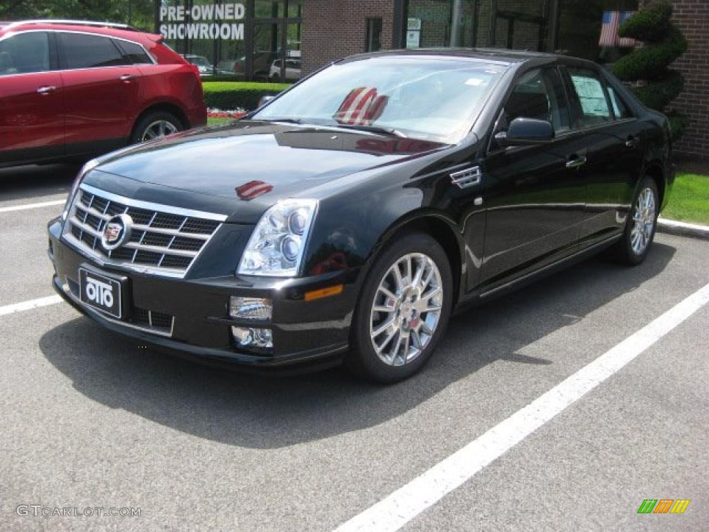 2010 Cadillac CTS 4 3.0 AWD Sedan in Black Raven - 146739 ...