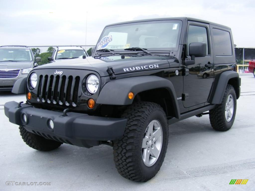 2010 black jeep wrangler rubicon 4x4 31536912 car color galleries. Black Bedroom Furniture Sets. Home Design Ideas