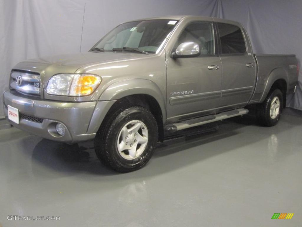 2004 phantom gray pearl toyota tundra sr5 trd double cab. Black Bedroom Furniture Sets. Home Design Ideas