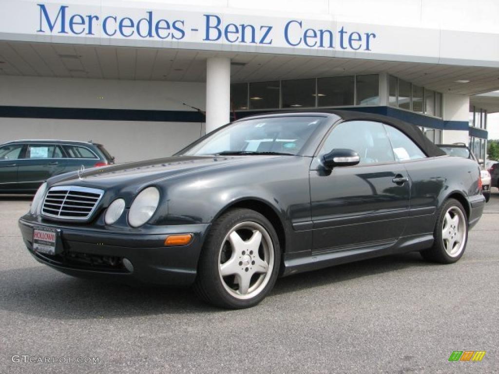 2001 clk 430 convertible