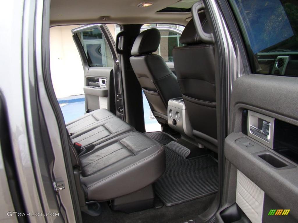2009 sterling grey metallic ford f150 fx4 supercrew 4x4. Black Bedroom Furniture Sets. Home Design Ideas