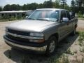 2002 Light Pewter Metallic Chevrolet Silverado 1500 LS Extended Cab  photo #1