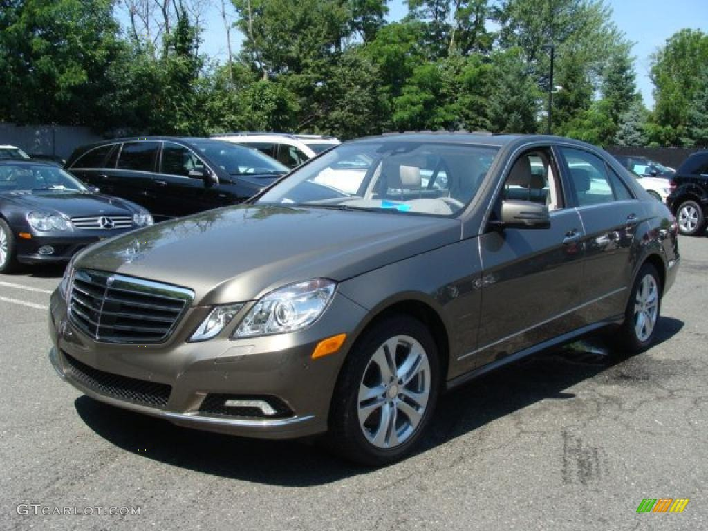 2010 indium grey metallic mercedes benz e 350 4matic sedan for Mercedes benz color
