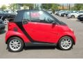 Rally Red - fortwo passion cabriolet Photo No. 13