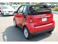 Rally Red - fortwo passion cabriolet Photo No. 16