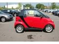 Rally Red - fortwo passion cabriolet Photo No. 14