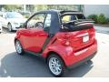 Rally Red - fortwo passion cabriolet Photo No. 17